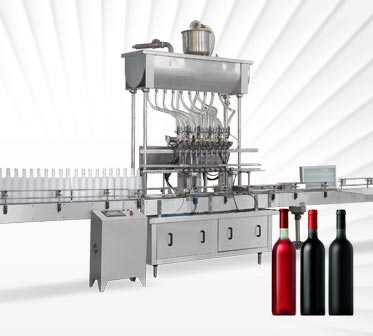 Linear Wine Filling Machines and Lines