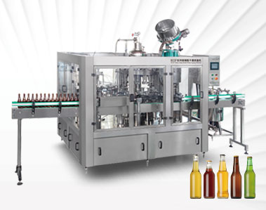 3 In 1 Beer Filling Equipment