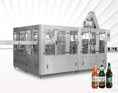 PET Bottle Beer Production Line
