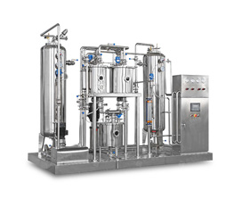 Carbonation Mixing Machine
