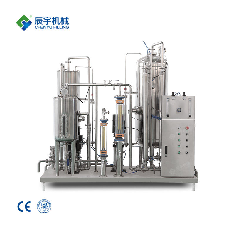 CO2 Beverage Mixer
