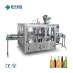 Small Scale Beer Bottling Equipment