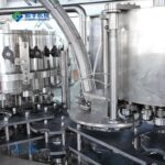 Soft Drink Canning Machine