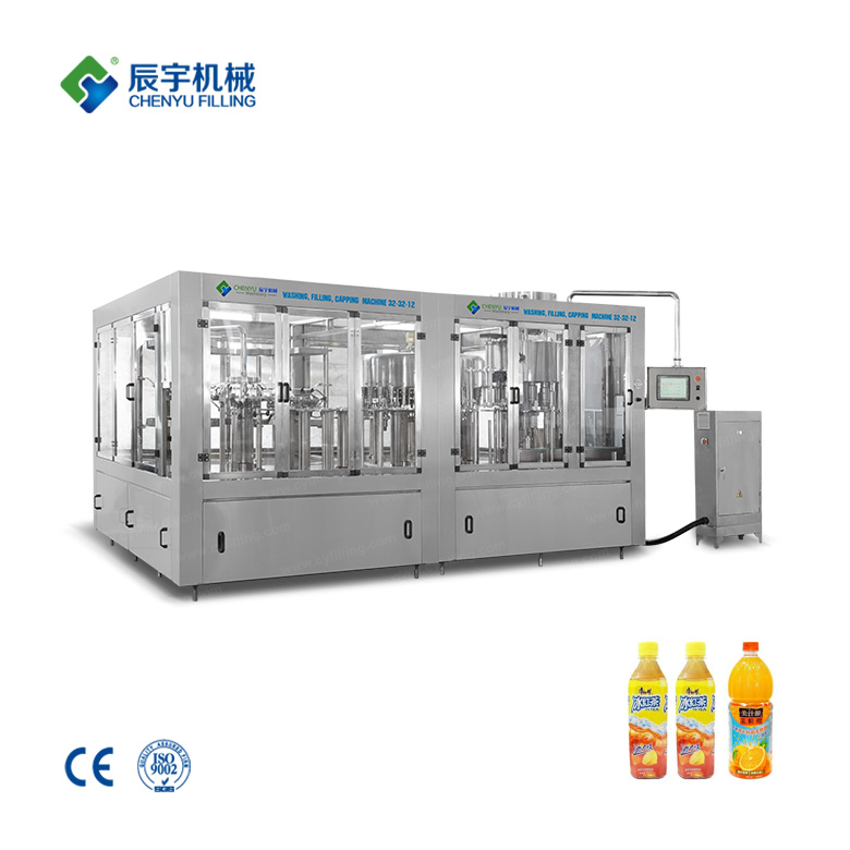Tea Beverage Filling Equipment