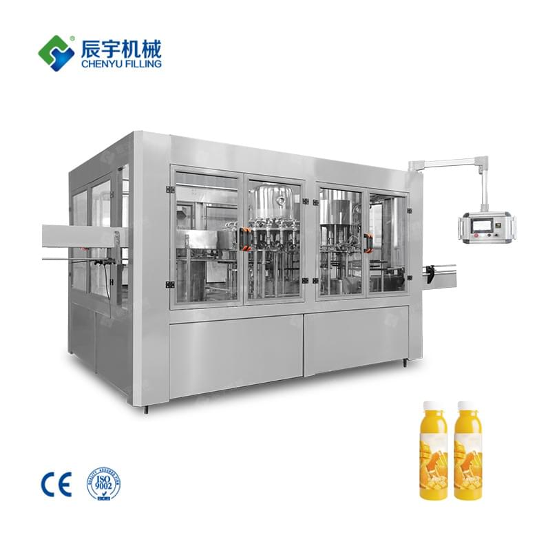 Juice Beverage Filling Line