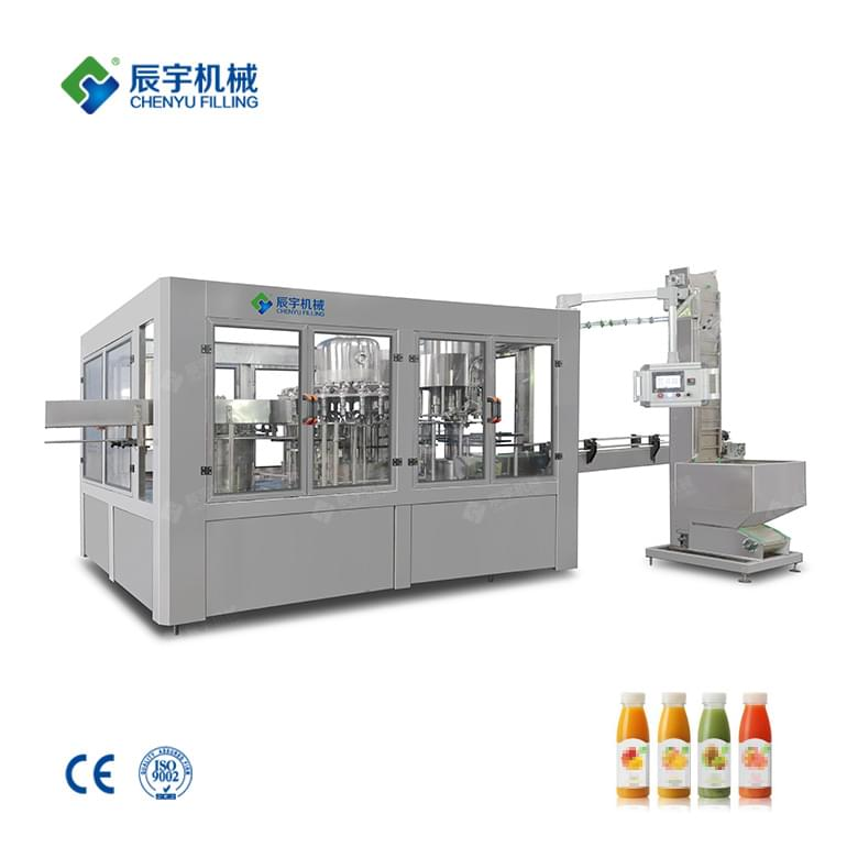 Juice Bottling Machine / Equipment