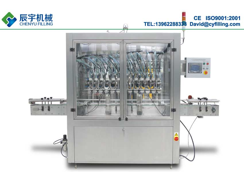 Enzyme Filling Machine