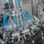 Glass Bottle Beverage Filling Production Line