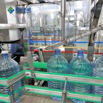 Automatic drinking water production line