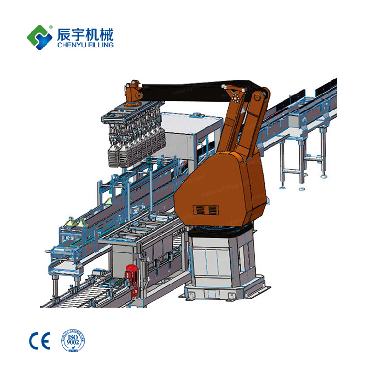 Robot Palletizer Machine