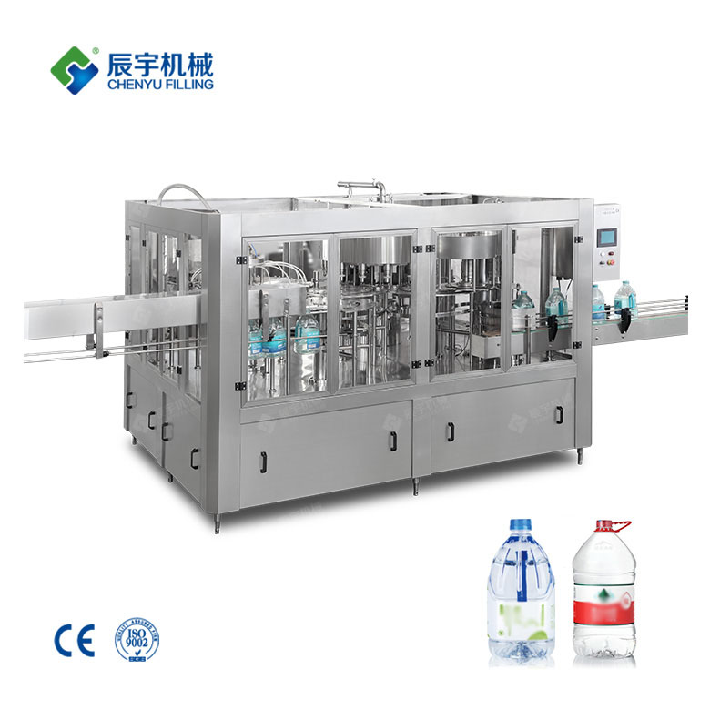 3-10L Big Water Filling Production Line
