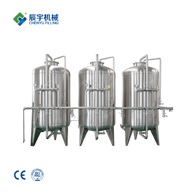 Water Treatment Precision Filter