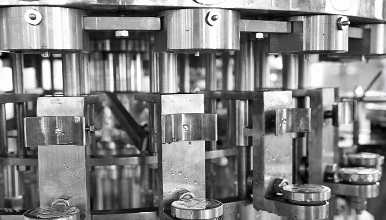 Cans Beverage Filling Machine