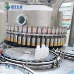 Dairy Aluminum Foil Backing Filling Machine