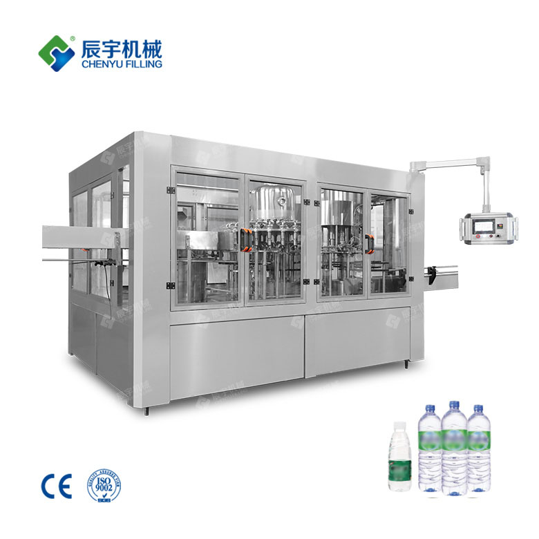 Small Bottle Water Filling Equipment
