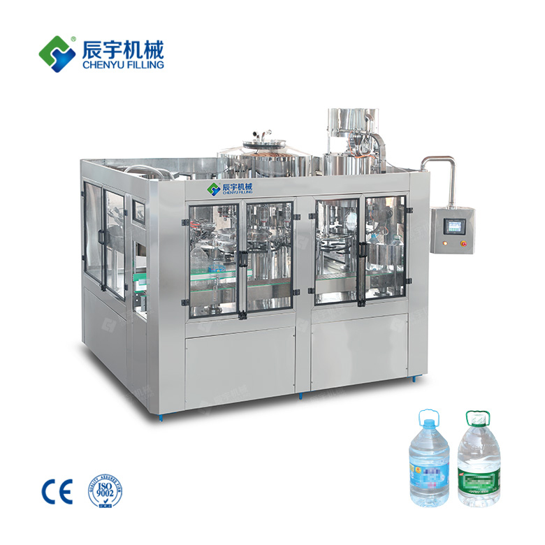 3-5L Bottled Water Filling Machine