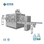 Large Bottle Pure Water Filling Machine