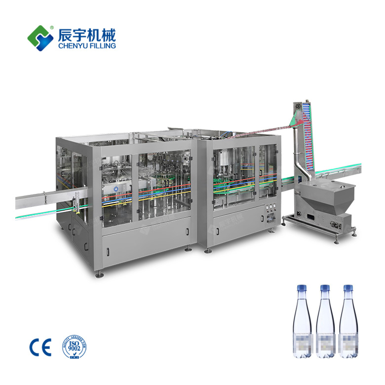 Soda Filling Equipment