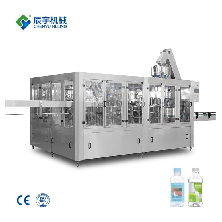 DCGF40-40-12 Soda Filling Production Line