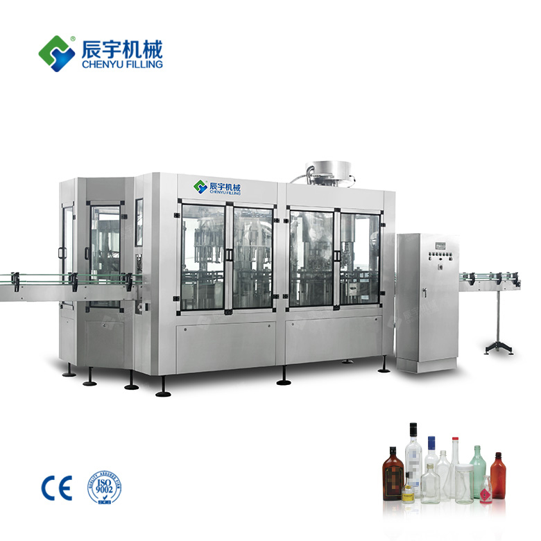 Whiskey Filling Machine