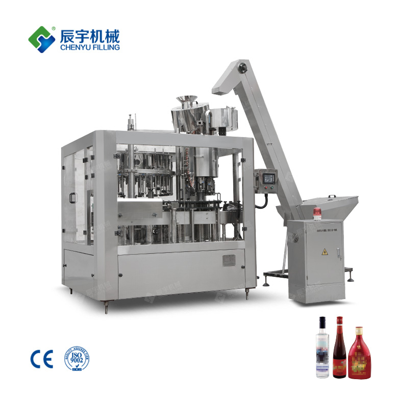 Yellow Wine Filling Machine