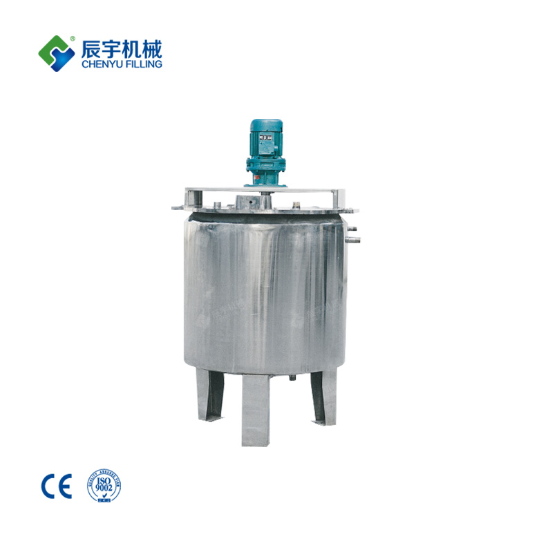Dissolved System / Blending Tank / Tea Extraction System