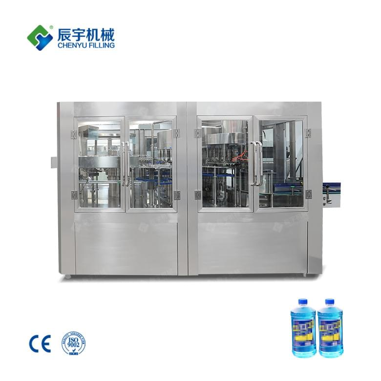 Windshield Washer Fluid Filling Machine