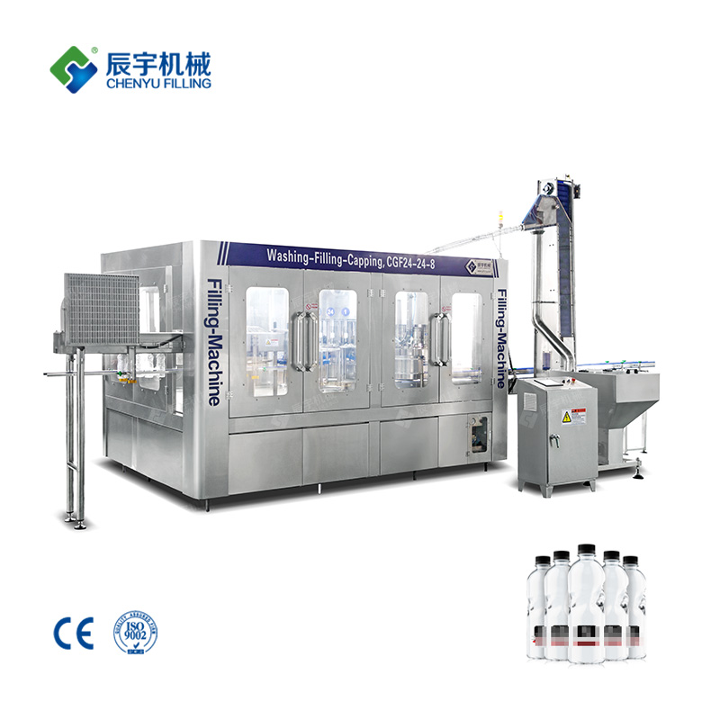 3 In 1 Drinking Water Filling Equipment