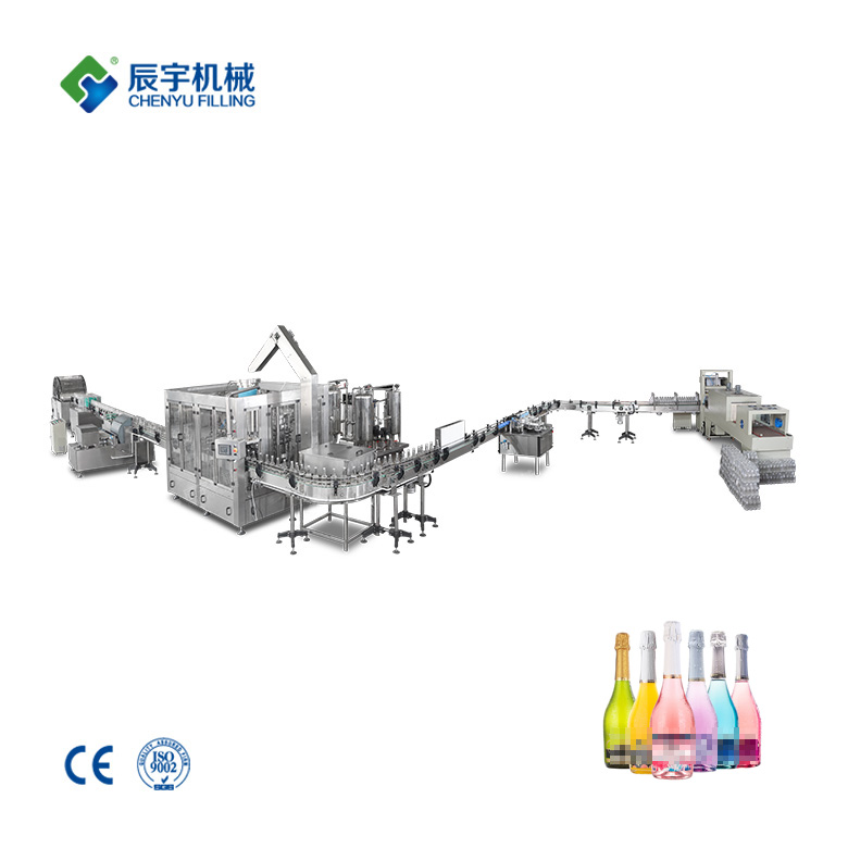 Fruit Wine Filling Equipment