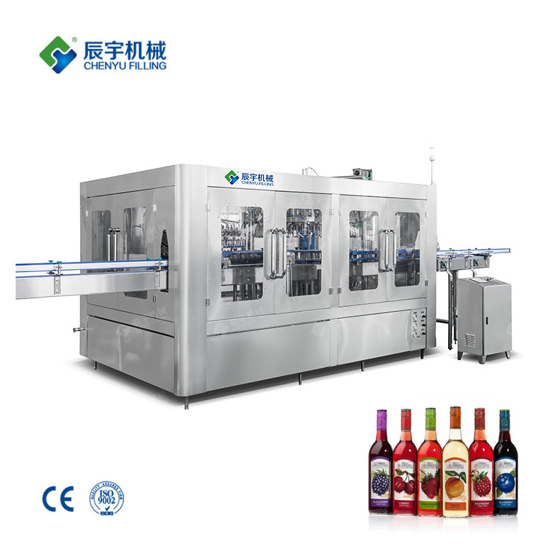 Fruit Wine Filling Production Line