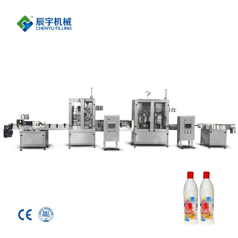 Sanitizer Liquid Filling Machine