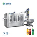 Coca Cola Filling Machine
